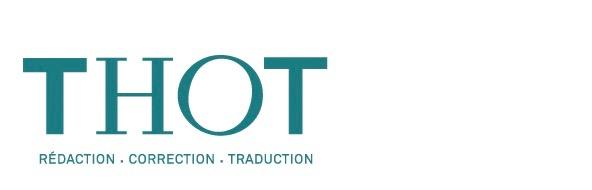 Logo THOT-Rédaction, Textredaktion und Textkorrektur, texte